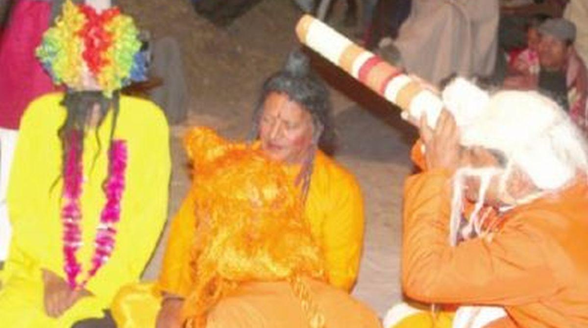 folk Theatre, Himachal Pradesh, Karyala, musical instruments, Deepawali, Himachali tradition, Bijeshwer