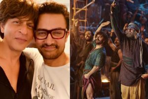 Thugs of Hindostan is fantastic: Shah Rukh Khan defends the Aamir Khan-starrer