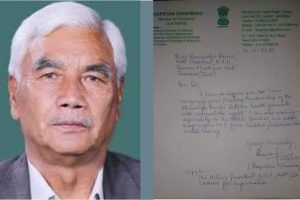 BJP suffers setback, Ladakh MP Thupstan Chhewang resigns