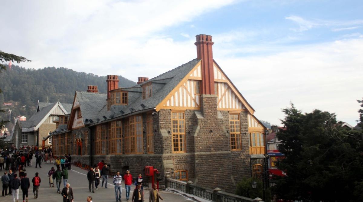 Town Hall building, Himachal CM, British era heritage, Tutikandi Bus Stand