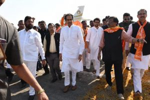 I want a date for the construction of Ram temple: Uddhav Thackeray