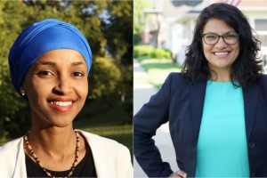 Somali refugee, Palestine immigrant become first two Muslim women in US Congress