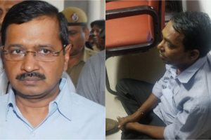 Chilli attack on Delhi CM Arvind Kejriwal: Accused 'mentally uinstable', booked