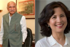 Coercion not 'consensual': US journalist counters MJ Akbar on rape remark
