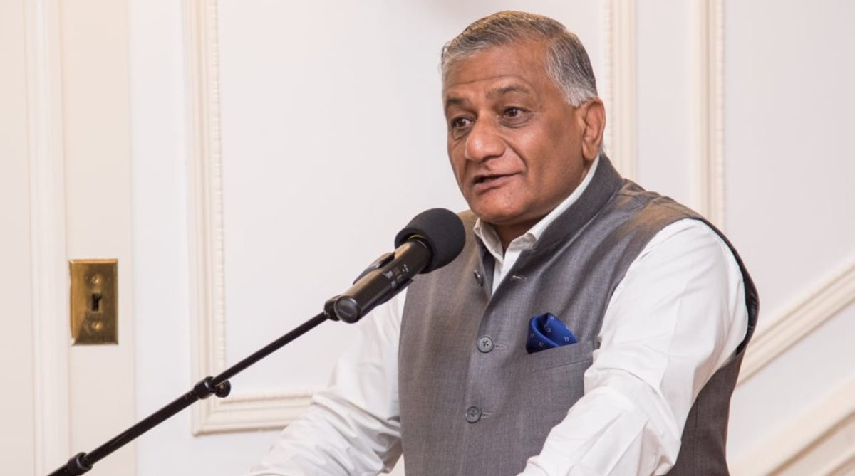 Indian mission, Passports, 48 hours, VK Singh