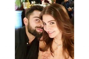 Virat Kohli doesn't see any need to compete with wife Anushka Sharma