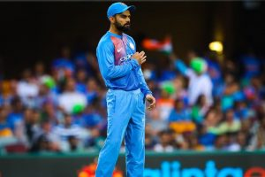 India vs Australia: Virat Kohli 'lucky' to have Bhuvneshwar Kumar and Bumrah as new ball pair