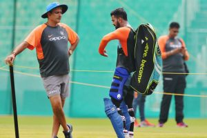CoA tells coach Ravi Shastri: Let people judge whether this is best travelling team