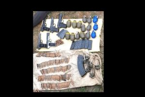 Pakistani terrorist killed near Jammu