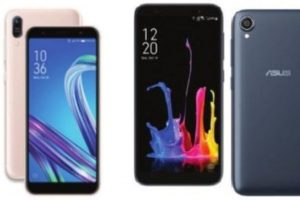 Zenfone Max M1, Zenfone Lite L1: Heavy battery budget phones