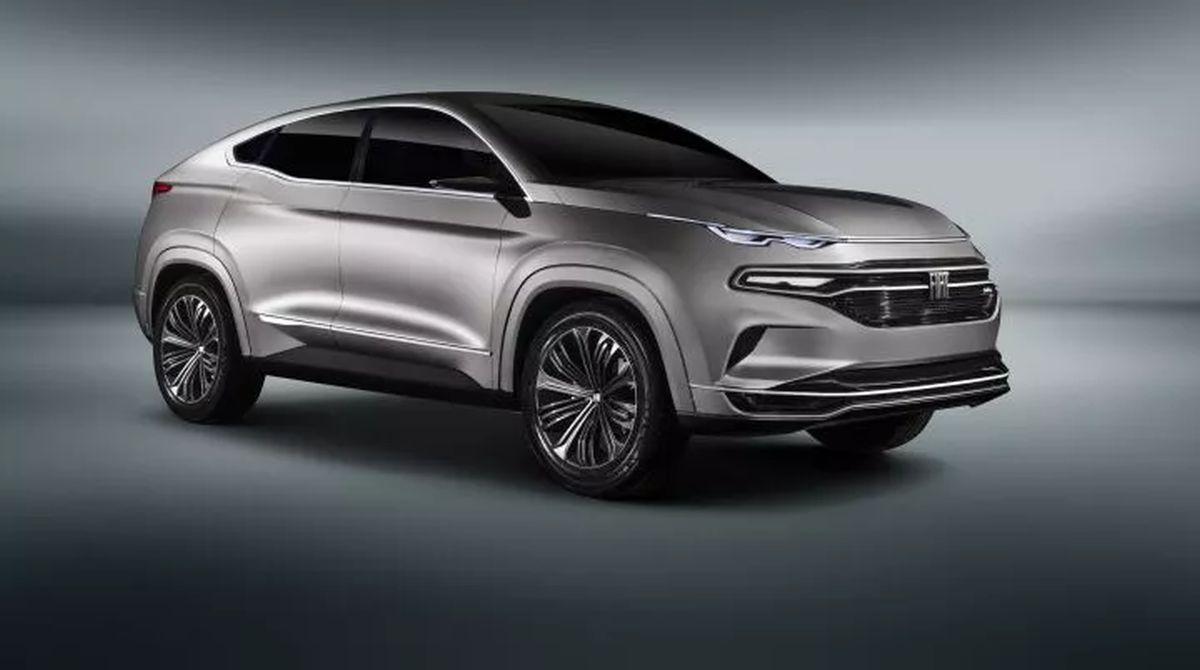 Fiat Fastback, Creta rival, Brazilian compact, SUV market, 2018 Sao Paulo Motorshow