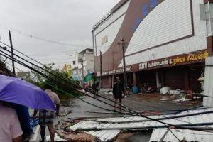 Cyclone Gaja kills 13, leaves trail of destruction in Tamil Nadu