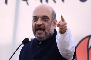 BJP will not allow reservation for minorities: Amit Shah