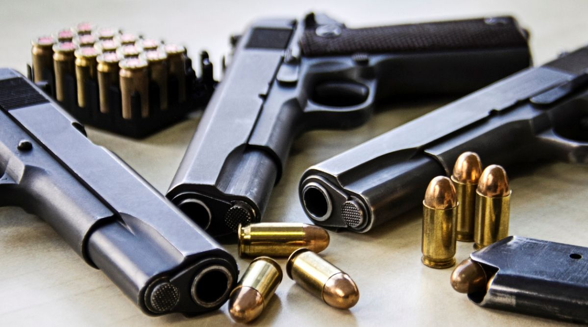 Arms smuggling, Ishapore Rifle Factory, Kolkata Police, Maoist, Sambhu Bhattacharya, INSAS rifles, truck driver, smuggling