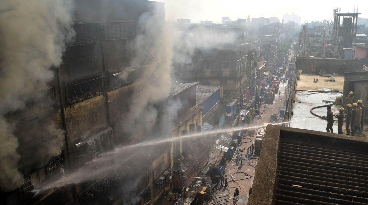 Bagree market,Bagree Market fire,Ashutosh Singh, West Bengal Fire