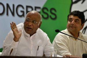 Congress leader Mallikarjun Kharge moves SC against CBI chief's 'illegal' removal