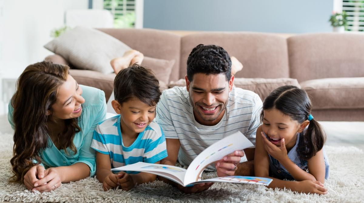 family love, 5 books