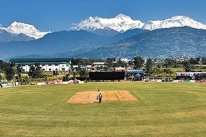 Pokhara ideal venue for cricket