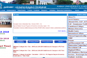 Anna University exams: New dates announced for exams postponed due to Cyclone Gaja | Check schedule here