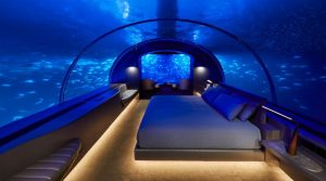 The Muraka, Underwater, Hotel, Maldives, Conrad Maldives Rangali Island