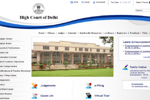 Delhi High Court issues notice for Delhi Judicial Services examination | Check details at delhihighcourt.nic.in