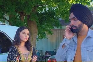 Double Cross (Official Video) | Ammy Virk | Happy Raikoti