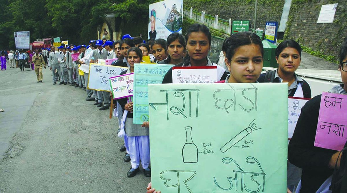 Himachal Drug problem, drug menace, synthetic drugs,Kullu valley,NCB,Himachal Pradesh, Jai Ram Thakur, cannabis