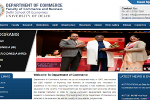 DSE MBA admissions 2019: Registration process starts on www.commercedu.com, check details here