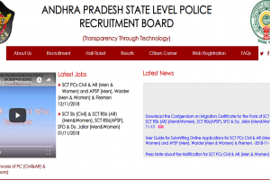 AP Police recruitment 2018: Applications invited for 2723 posts | Apply before December 7 at slprb.ap.gov.in