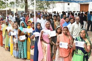 MP elections 2018 | 51% polling recorded till 3 pm; violence, faulty EVMs reported