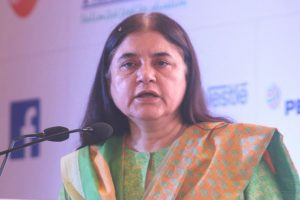Maneka Gandhi bats for harassment watchdog in police stations, hospitals