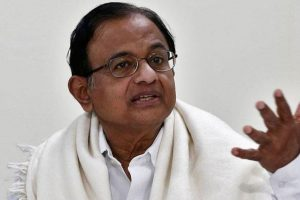 'Worse than bad joke': Chidambaram fumes as govt lowers GDP rate under UPA rule