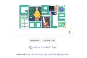 Google Doodle pays tribute to Michael Dertouzos, the man who foresaw the impact of internet