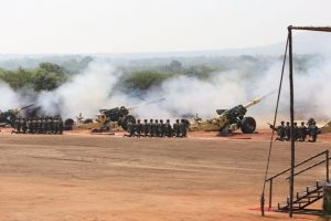 Army inducts 3 major artillery gun systems, including American M777 Howitzers