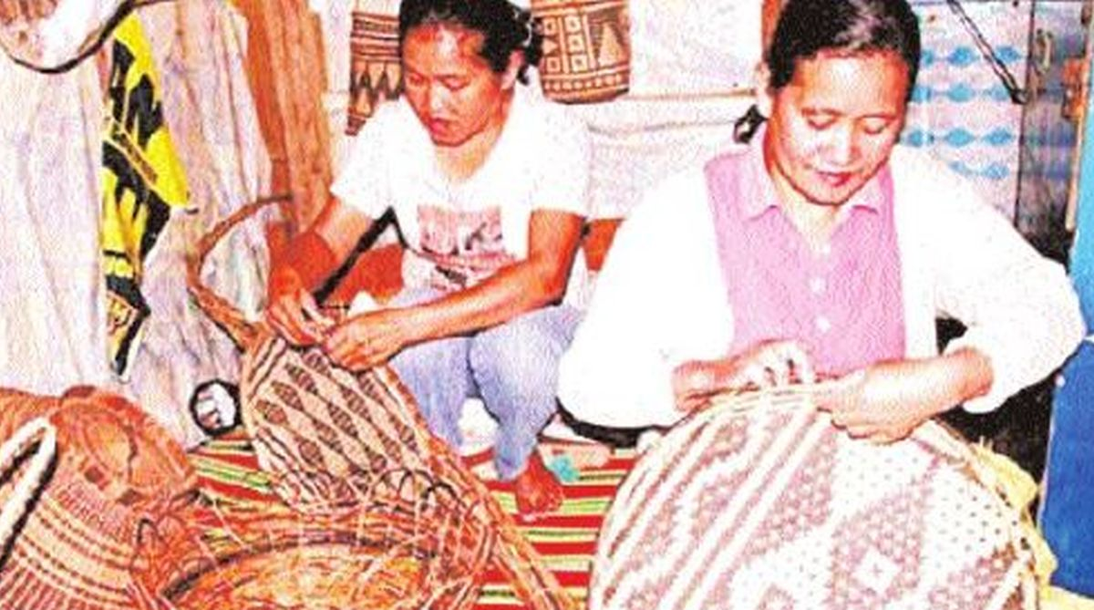 North-East, Small industries, World Bank, traditional handicraft industry, NEIIP, Economic Census data