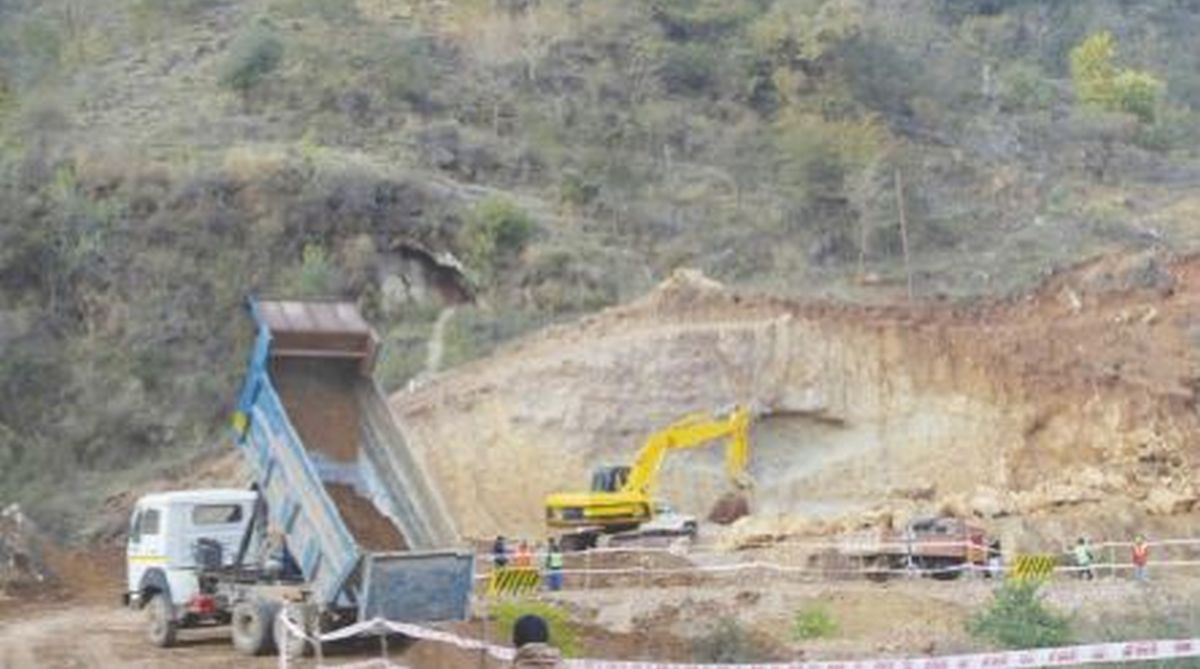 environmental concerns, Highway dumping, National Highway Authority, Beas river, dumping site