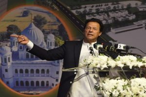 Imran Khan bowled a 'googly' to ensure India's presence at Kartarpur Corridor event: Pak minister