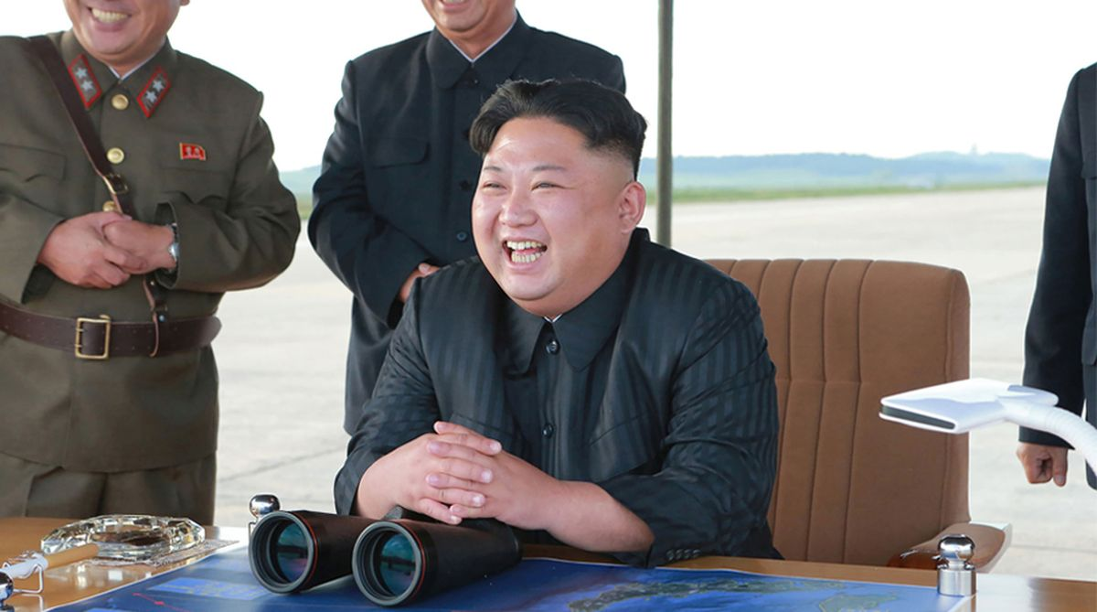 North Korea nuclear weapons programme