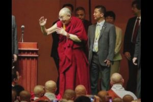 Inability to control negative emotions leading to violence: Dalai Lama