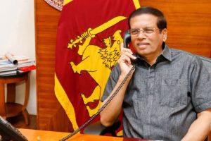 Sri Lankan President lifts suspension, parliament to convene on Nov 5