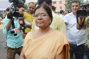 Former Bihar minister Manju Verma, 'missing' for weeks, surrenders in court