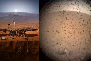 InSight catching rays on Mars: NASA