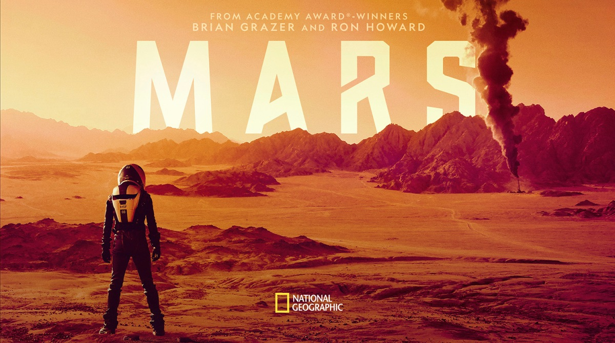 National Geographic, MARS