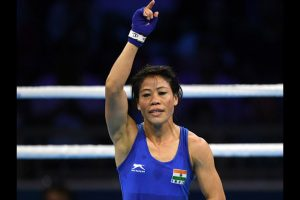 From 'no skills' to planner, Mary Kom looks back at incredible world domination