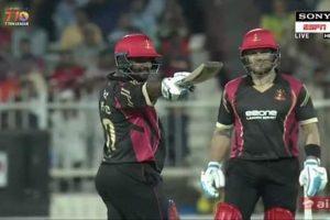 WATCH: Mohammad Shahzad slams record-breaking 74 runs off 16 balls