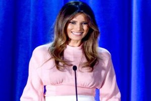 US First Lady Melania Trump wants White House aide fired