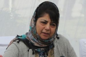 Better if Imran Khan is proxy of Pak Army: Mehbooba Mufti
