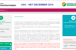 UGC NET admit cards 2018 for December exam released on ntanet.nic.in, check all details here