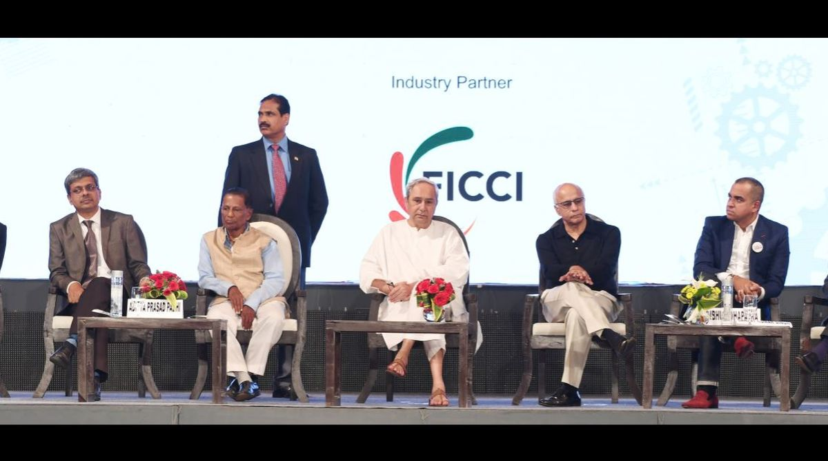 Make in Odisha Conclave, Naveen Patnaik, Haldia Petrochemicals, SAIL, Sanjeev Chopra, employment opportunities, investment