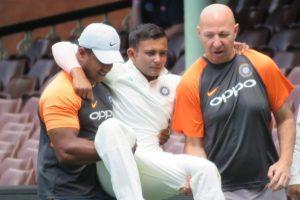 India vs Australia: Prithvi Shaw ruled out of Adelaide Test